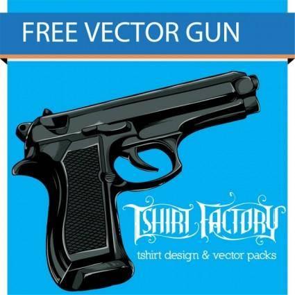 Free Vector Gun 9574