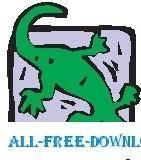 free vector Lizard 03