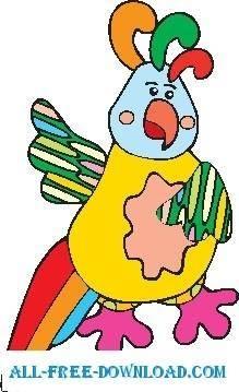 Parrot 16