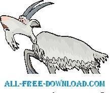 free vector Goat Alert