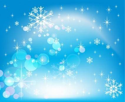 Winter Snow Free Vector