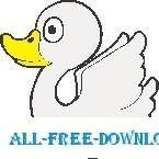 free vector Swan 1