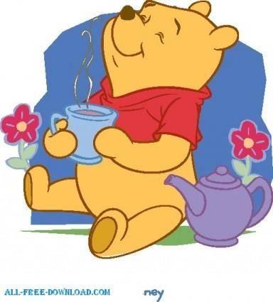 Winnie the Pooh Pooh 038