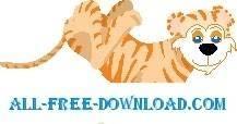 Tiger Running 2