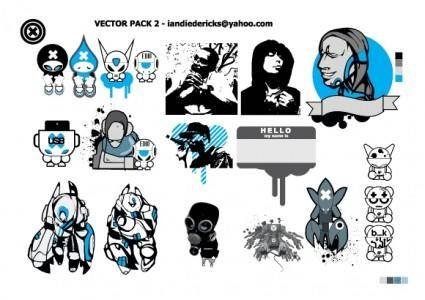 free vector EIKO VECTOR PACK 2