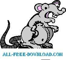 free vector Mouse 37