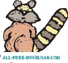 Raccoon 7