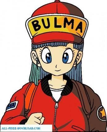 DragonBall BULMA 001