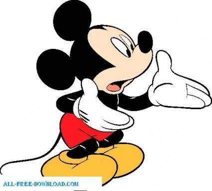Mickey Mouse 003