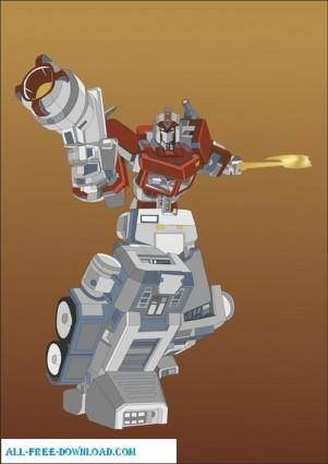 free vector Transformer