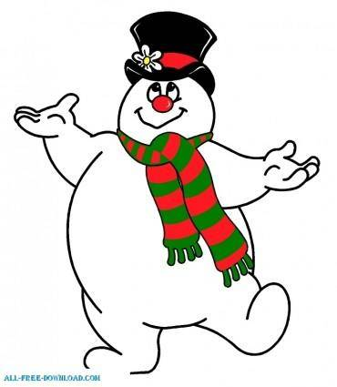 Frosty 001