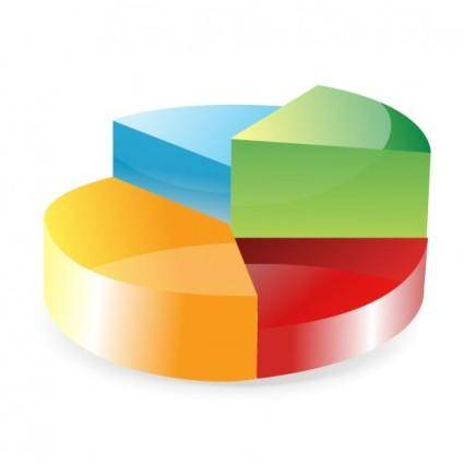 free vector Pie Chart