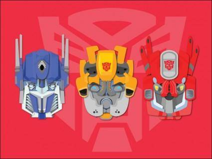 free vector Transformers Icons
