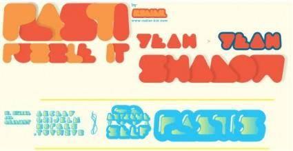 free vector Plastic vector