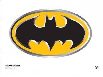 free vector Batman Emblem