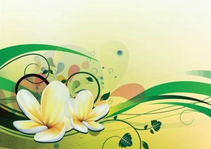 free vector Water Lily Vector