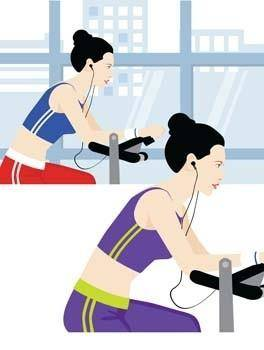 Fitness vector 1