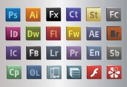 free vector Free Adobe CS5 Vectors