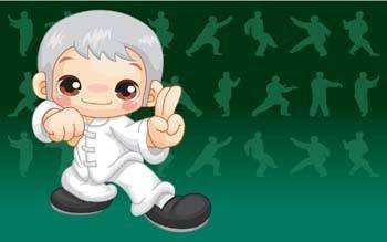 Karate vector 2