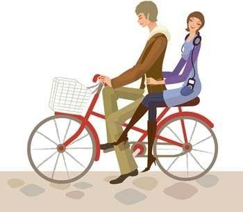 Bike sport vector 10