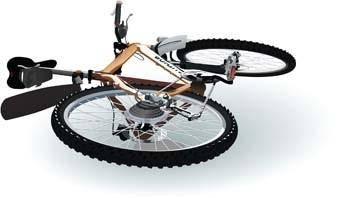 Bike sport vector 12