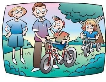 Bike sport vector 2
