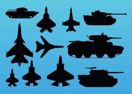 free vector Vector War Graphics