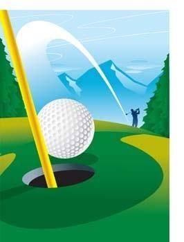 Golf vector 6