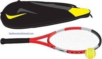 Tennis sport vector 10
