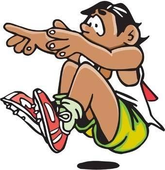 free vector Athletics sport vector 2