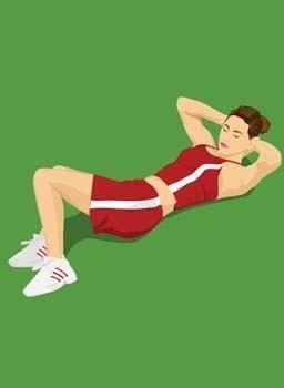 Gymnastics sport vector 6