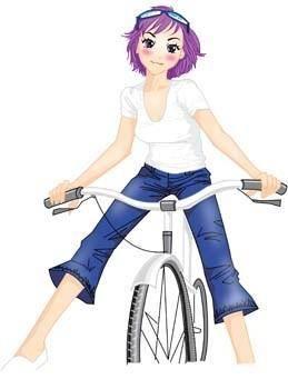 free vector Bike sport vector 1