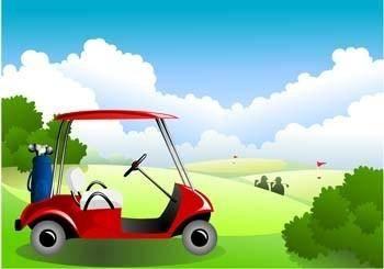 free vector Golf vector 3