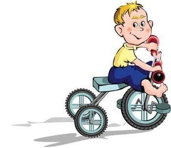 Bike sport vector 3