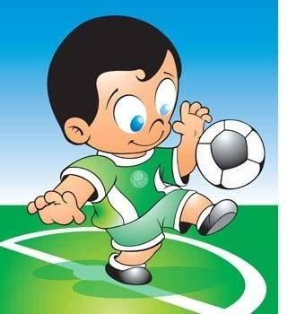 Football vector 6