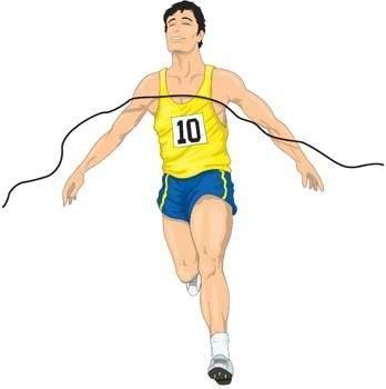 Running sport vector 14