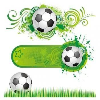 free vector Football themes pattern vector eps, football vector eps, football vector wallpaper