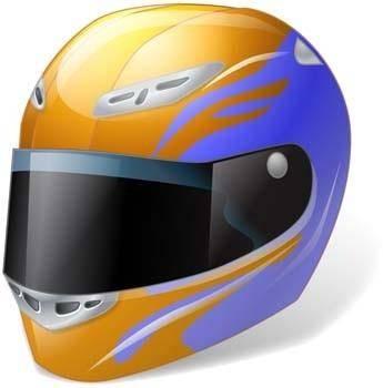 free vector Motorsport Helmet vector ai, motorsport vector ai illustrator, sport helmet vector, motogp helmet sport, valentino rossi helmet vector