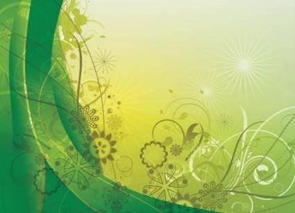 Free Spring Vector Art