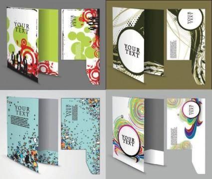 free vector Practical cover clip art folder