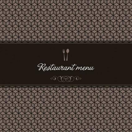 Westernstyle food menu clip art 5