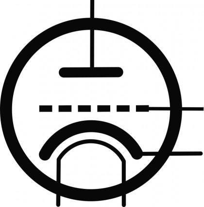 free vector Triode symbol
