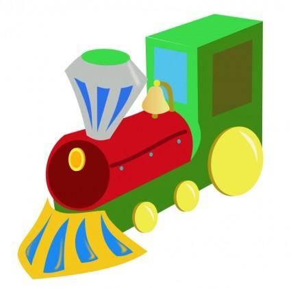 free vector Tren-train