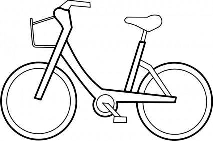 free vector Bicyclette / bicycle