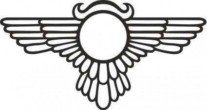Winged Globe