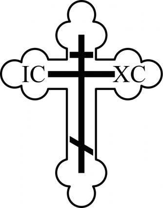 free vector Crucifix