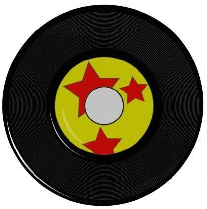 free vector Vintage Record