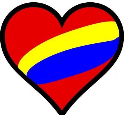 Colombia en el corazon