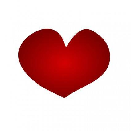 free vector Cuore - Heart