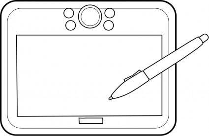 free vector Graphic Tablet